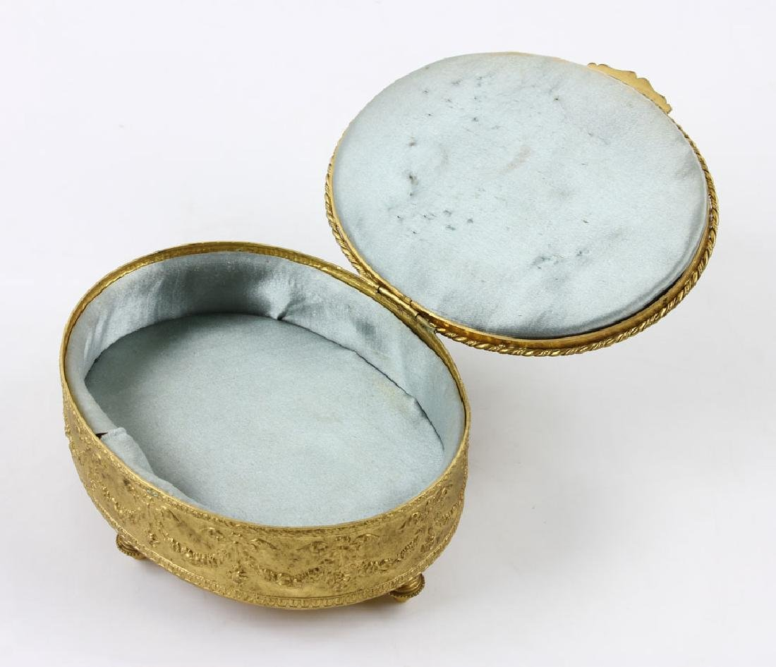 19th C. French Jewelry Box - 7