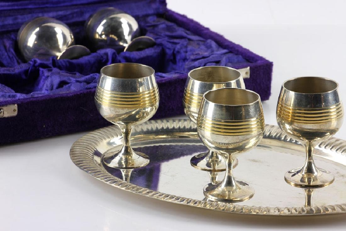 Assorted Silver and Silver Plate Items - 10