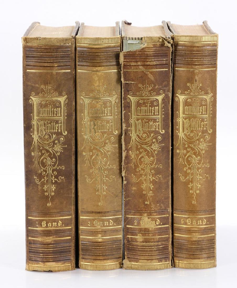 Zickel's Deutsch-Amerikanische Familien Blatter, 4 Vol. - 2