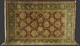 Indo Jaipur Tabriz Carpet