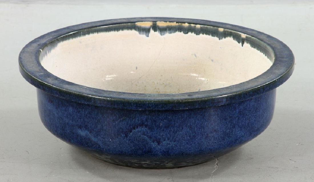 Mid-Century Chinese Pottery Jardiniere