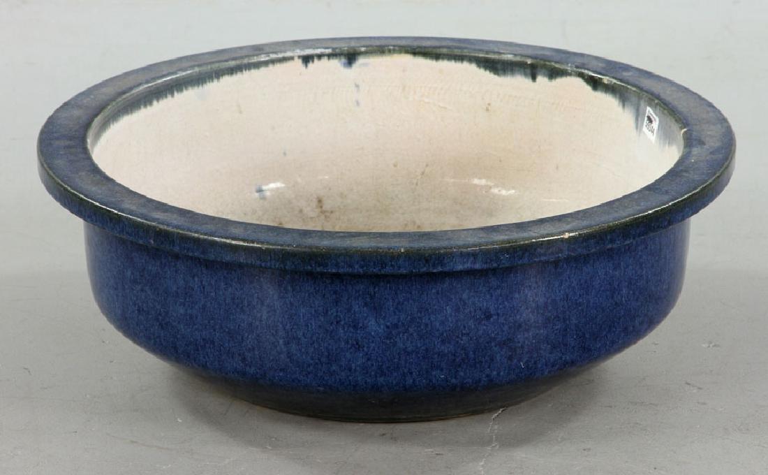 Mid-Century Chinese Pottery Jardiniere - 2