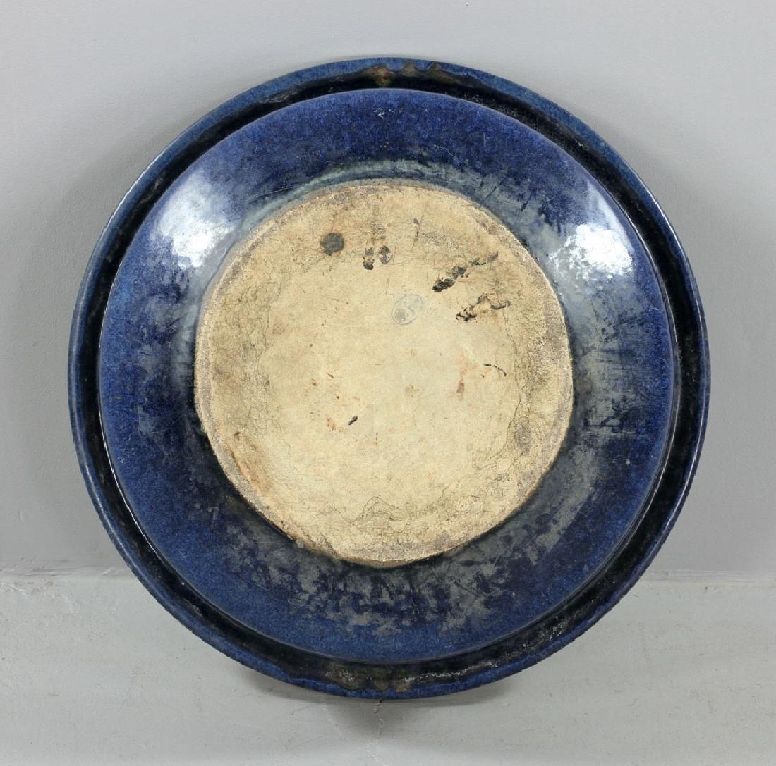Mid-Century Chinese Pottery Jardiniere - 4