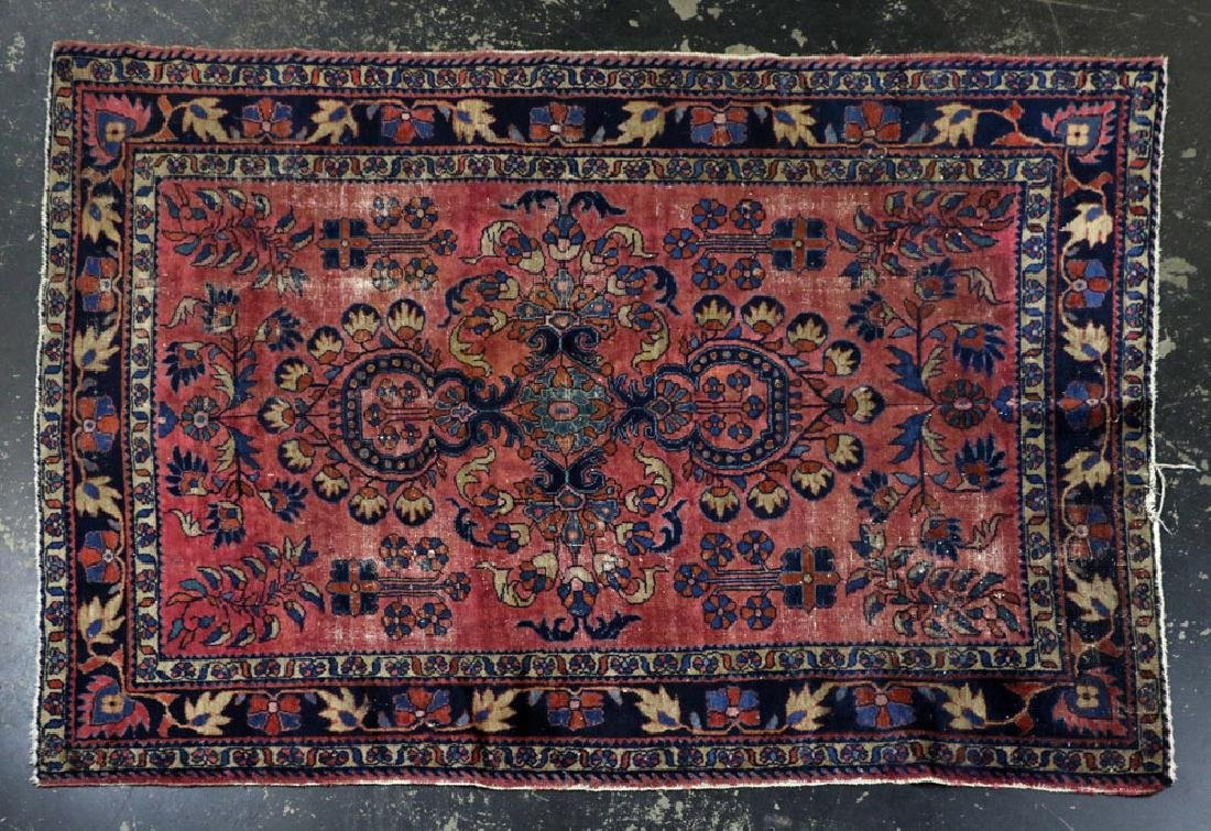 Persian Lilihan Carpet