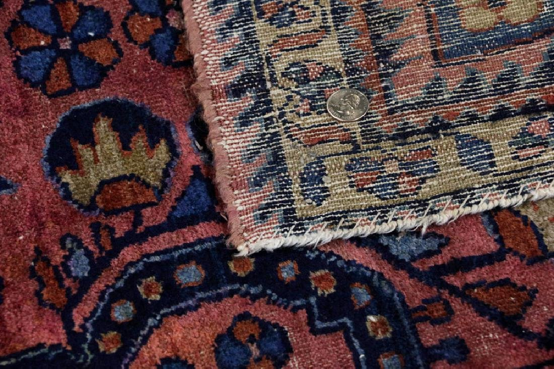 Persian Lilihan Carpet - 5