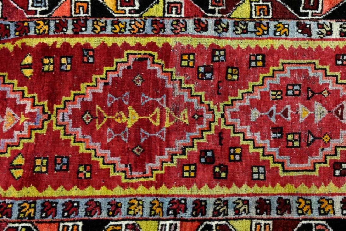 Antique Persian Anatolian Carpet - 2