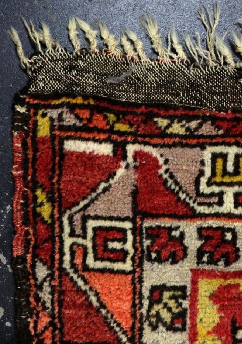 Antique Persian Anatolian Carpet - 3