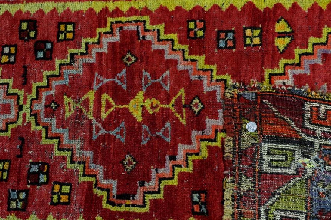 Antique Persian Anatolian Carpet - 4