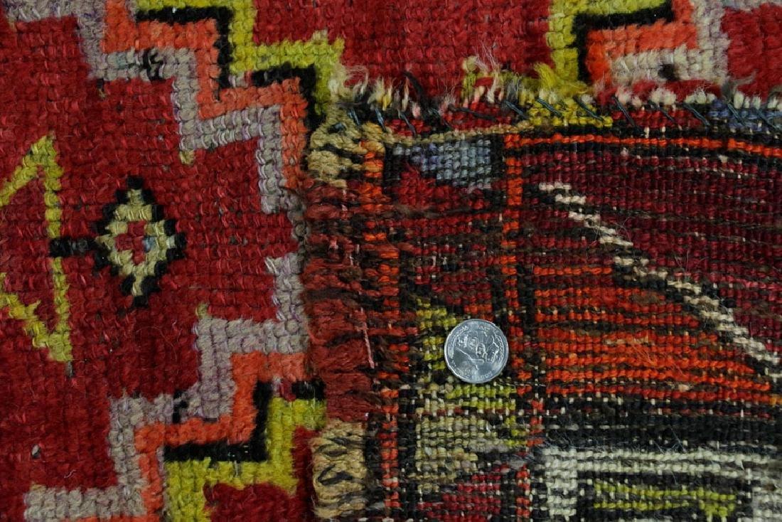 Antique Persian Anatolian Carpet - 5