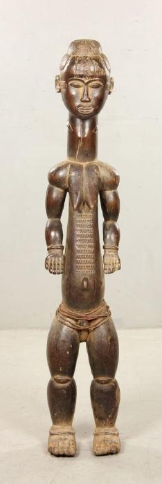 Ivory Coast Bete Carving