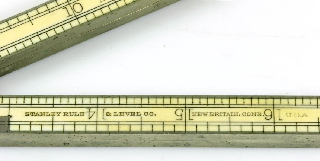Lot of Two Rulers - 7