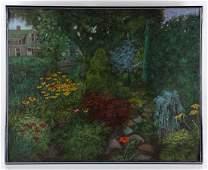Kerry, Landscape, Pastel on Paper