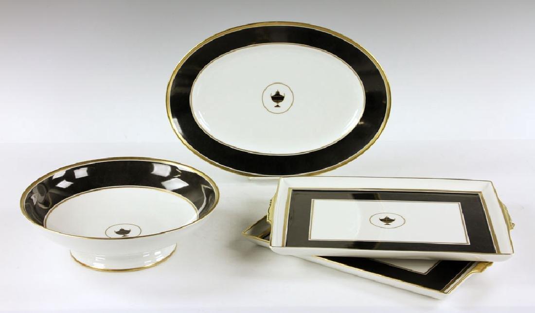 Richard-Ginori Porcelain Dinner Set - 2