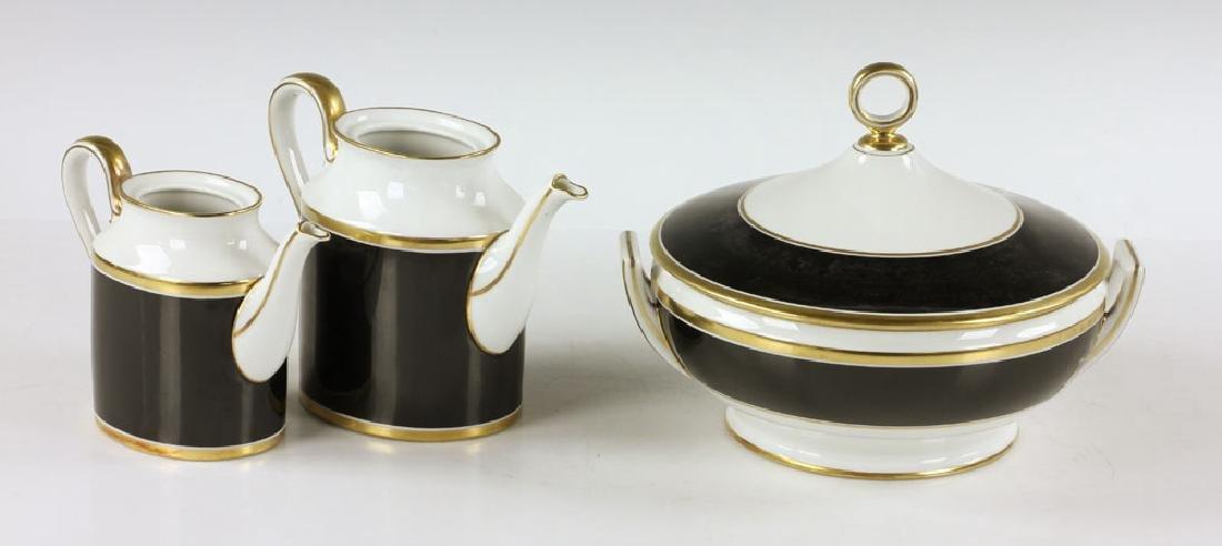 Richard-Ginori Porcelain Dinner Set - 4