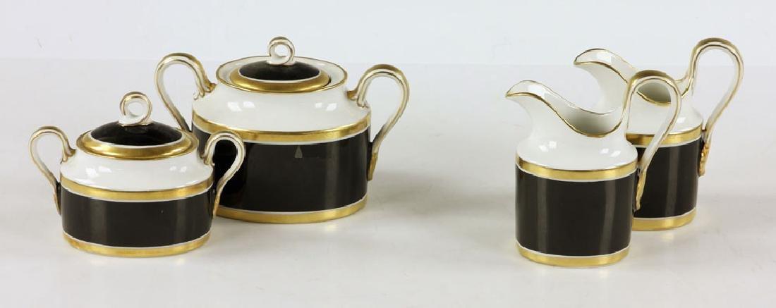 Richard-Ginori Porcelain Dinner Set - 6