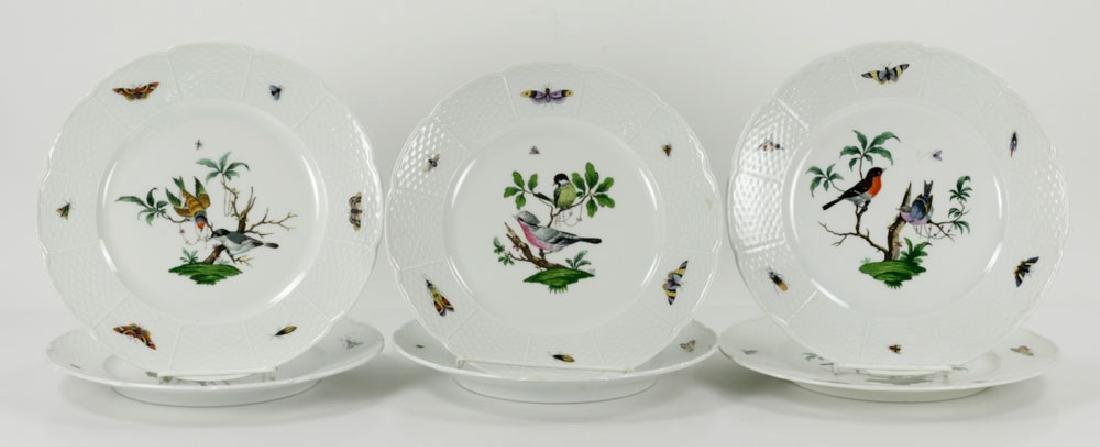 French Limoges Ceralene Dinner Service - 2