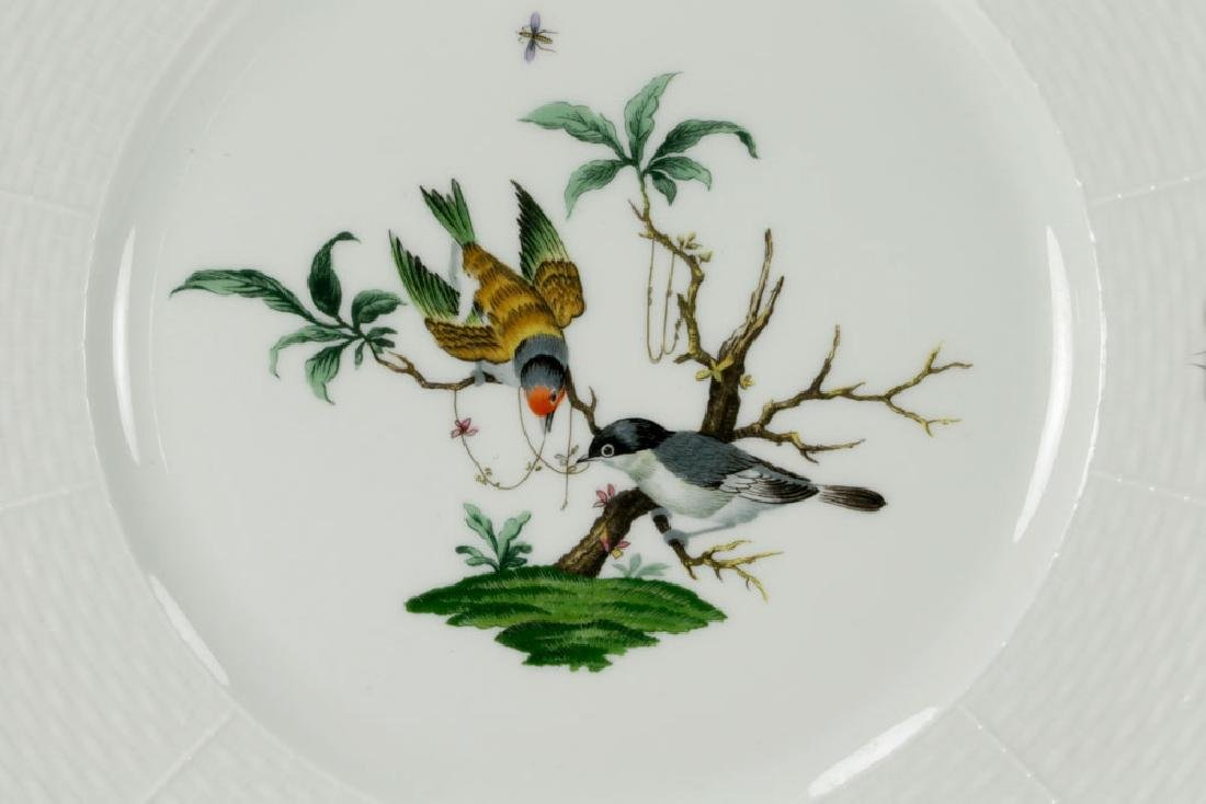 French Limoges Ceralene Dinner Service - 3