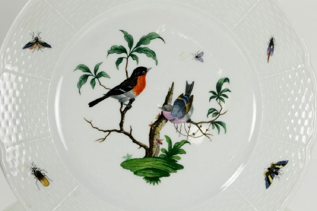 French Limoges Ceralene Dinner Service - 5