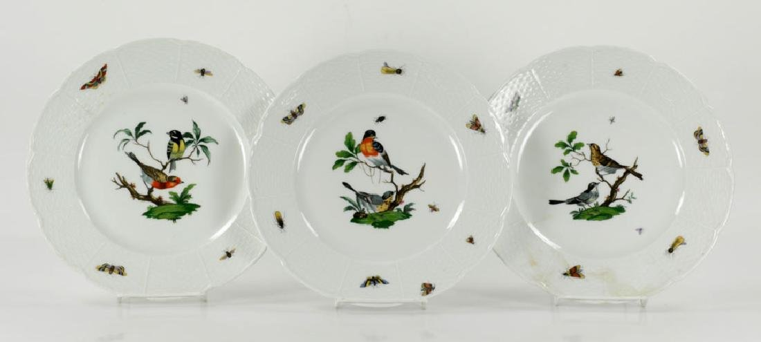 French Limoges Ceralene Dinner Service - 6