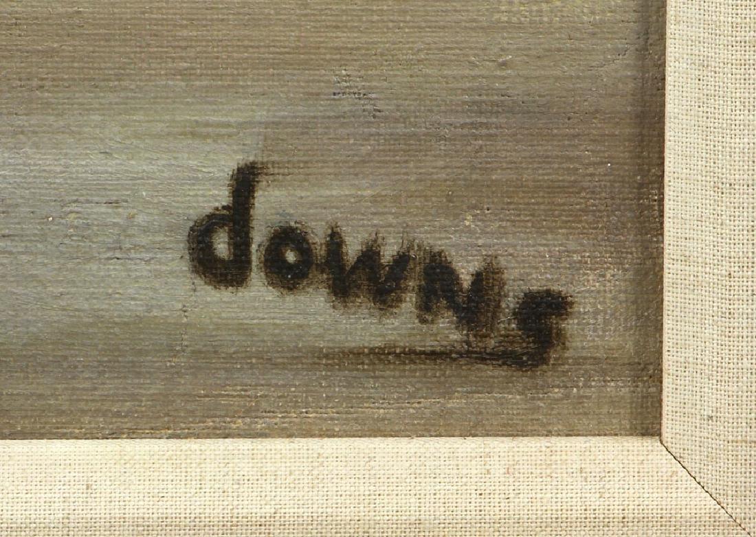 Carter, Nude, Oil on Canvas - 7
