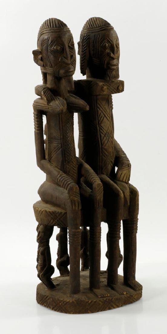 African Dogon Carved Ancestral Figures