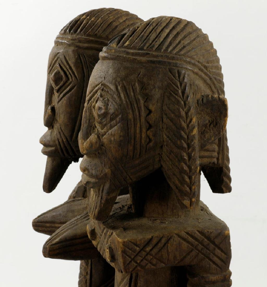 African Dogon Carved Ancestral Figures - 5