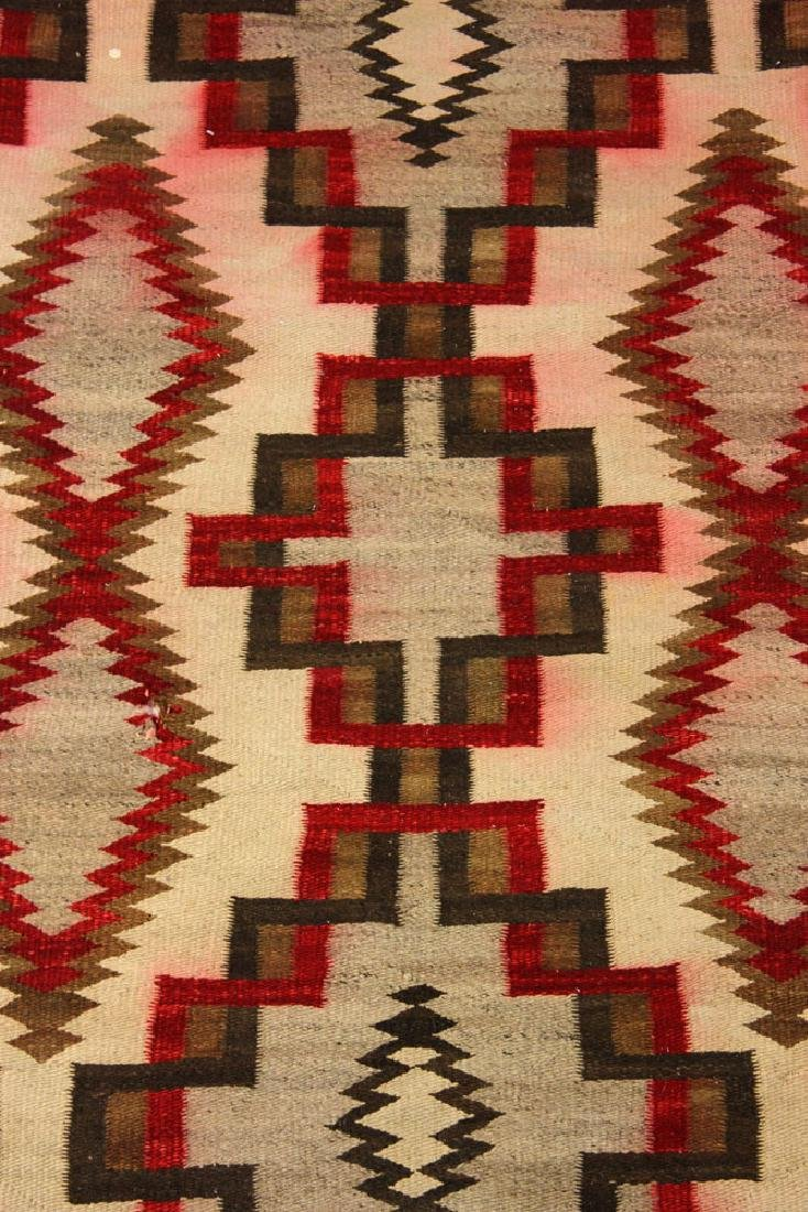 Early 20th C. Southwest Native American Carpet - 2