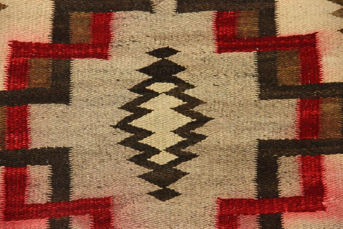 Early 20th C. Southwest Native American Carpet - 3