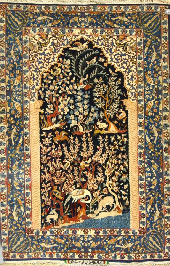 Persian Garden Tabriz Rug