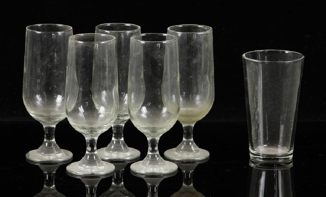 Lot of Assorted Glassware - 6