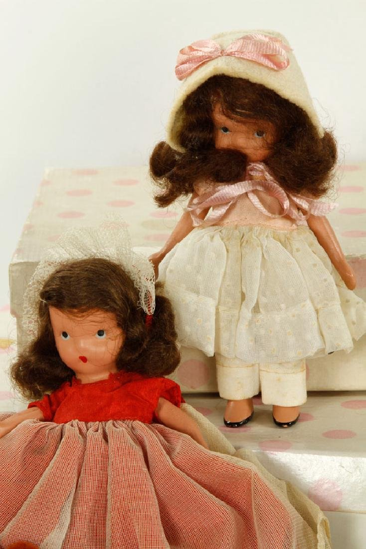 Lot of 12 Nancy Ann Dolls - 5