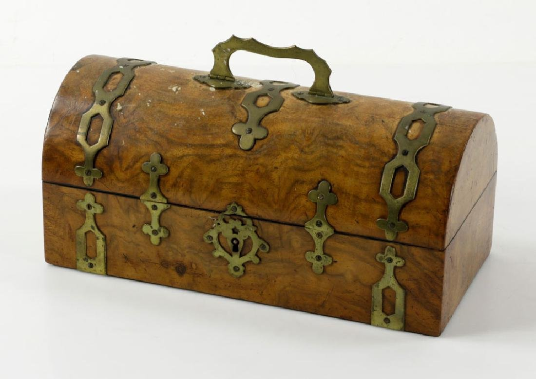 Antique Whist Game Box - 5