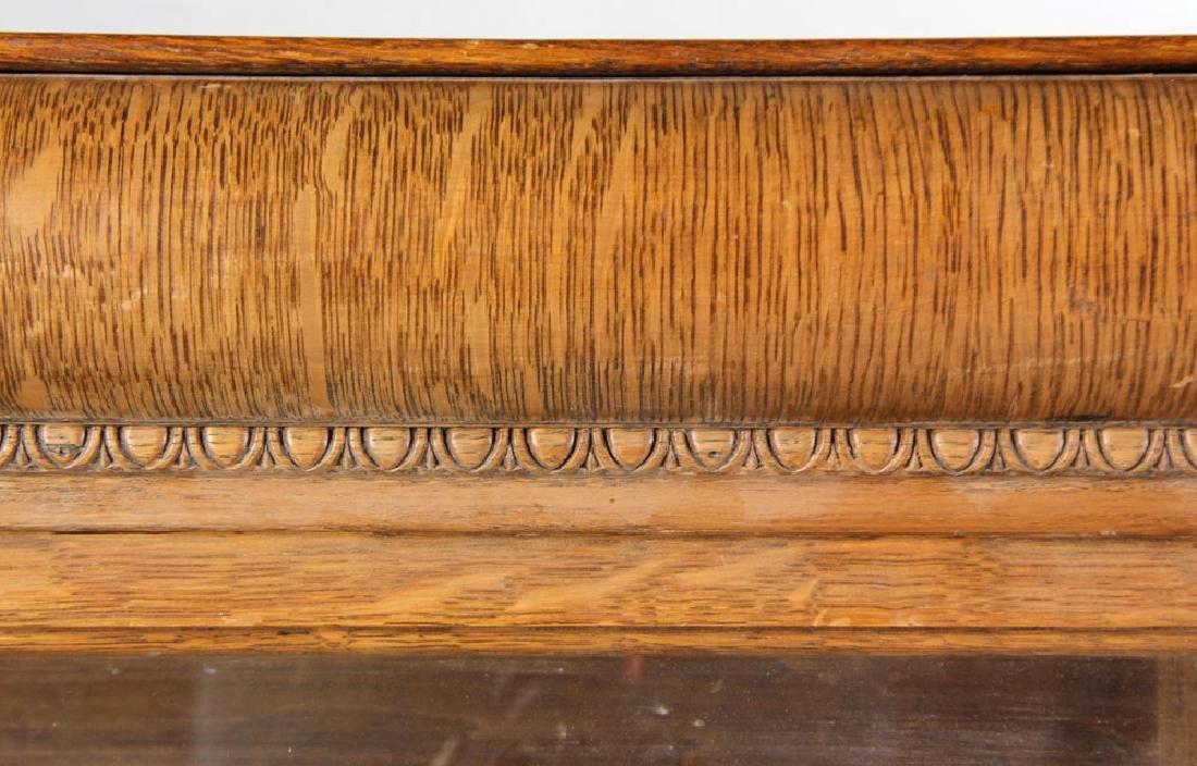 Oak Barrister Bookcase - 3