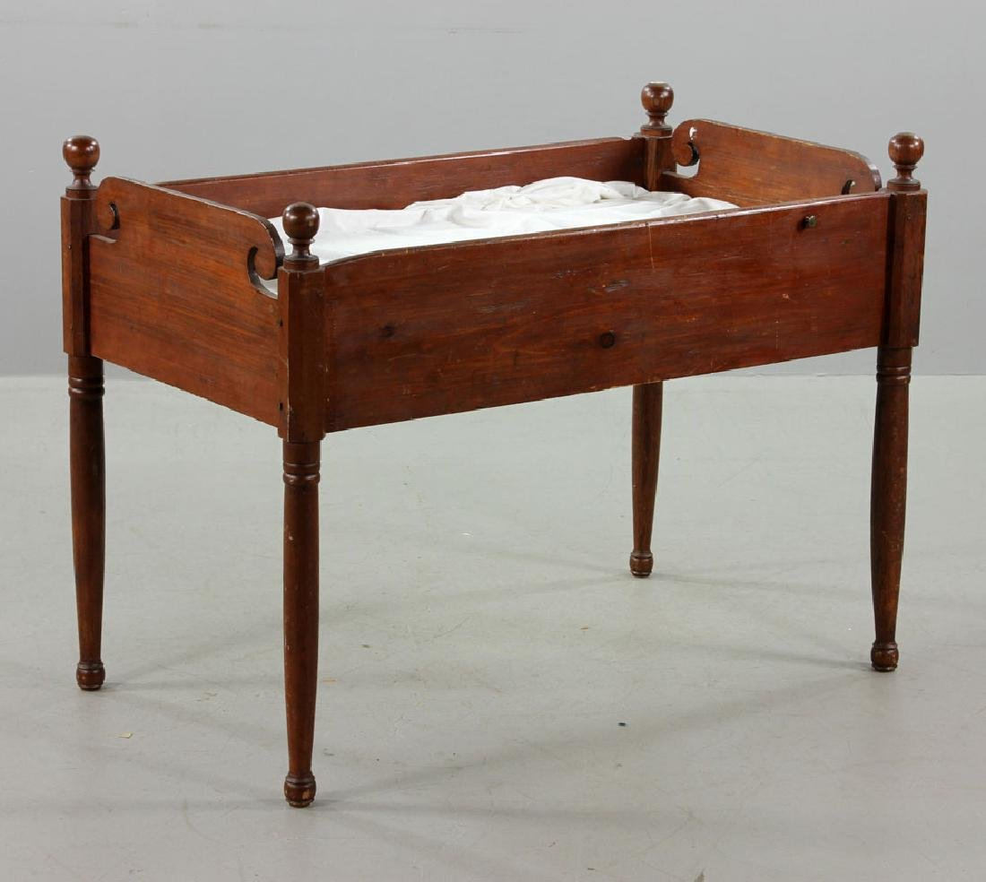 Early 20th C. Child's Bed or Crib