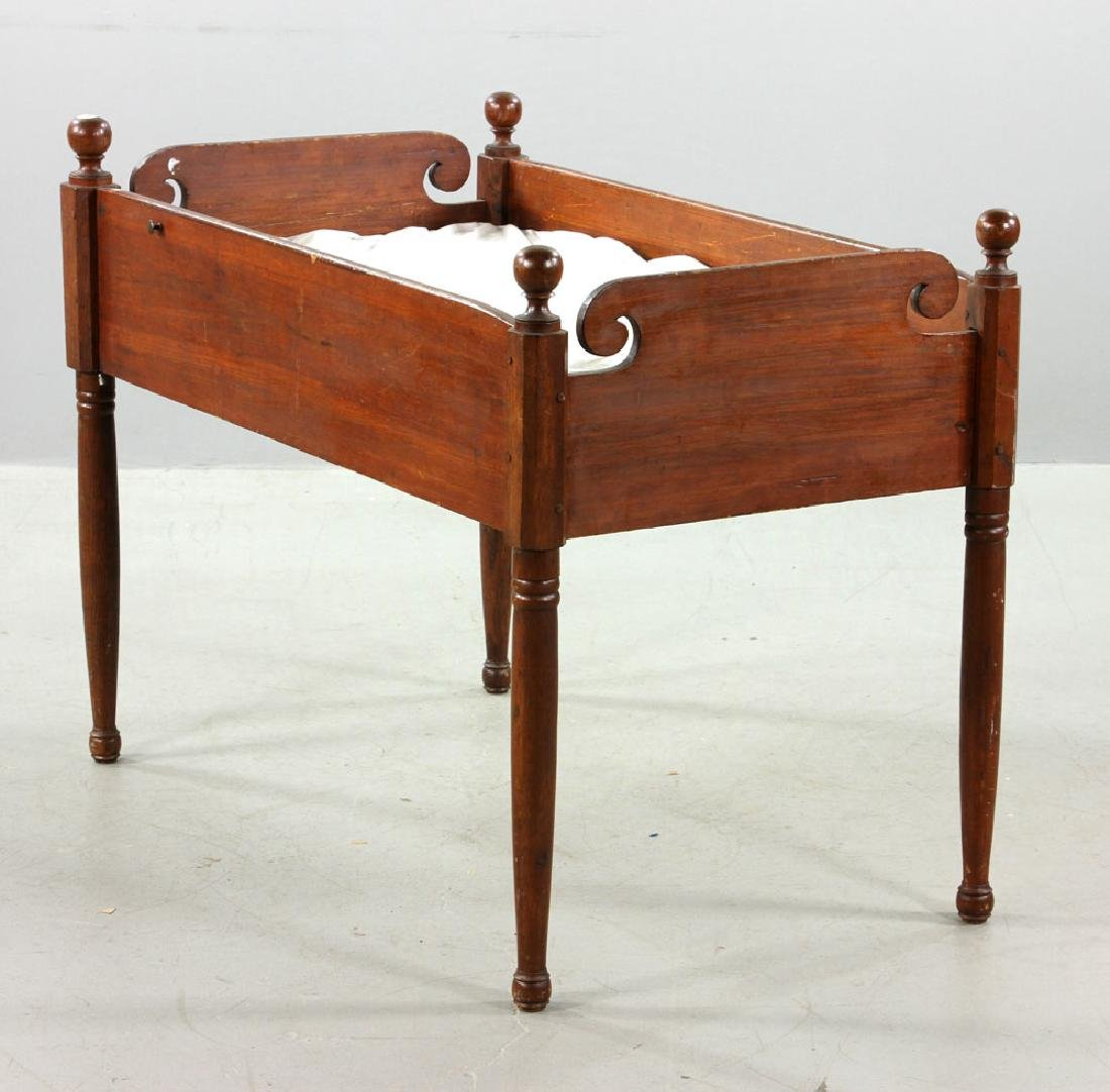 Early 20th C. Child's Bed or Crib - 2