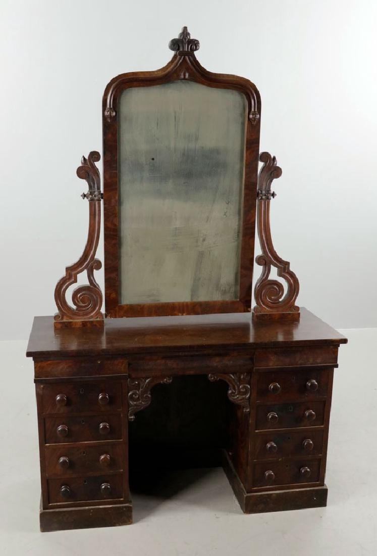 Gothic Victorian Vanity