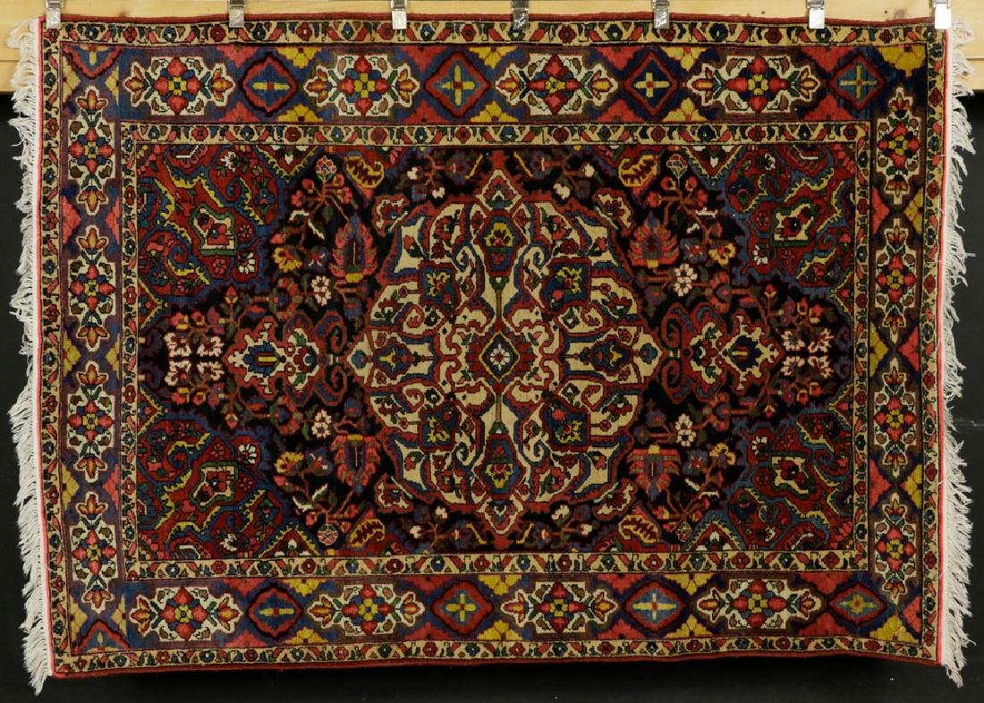 Fine Persian Bibikabad Carpet