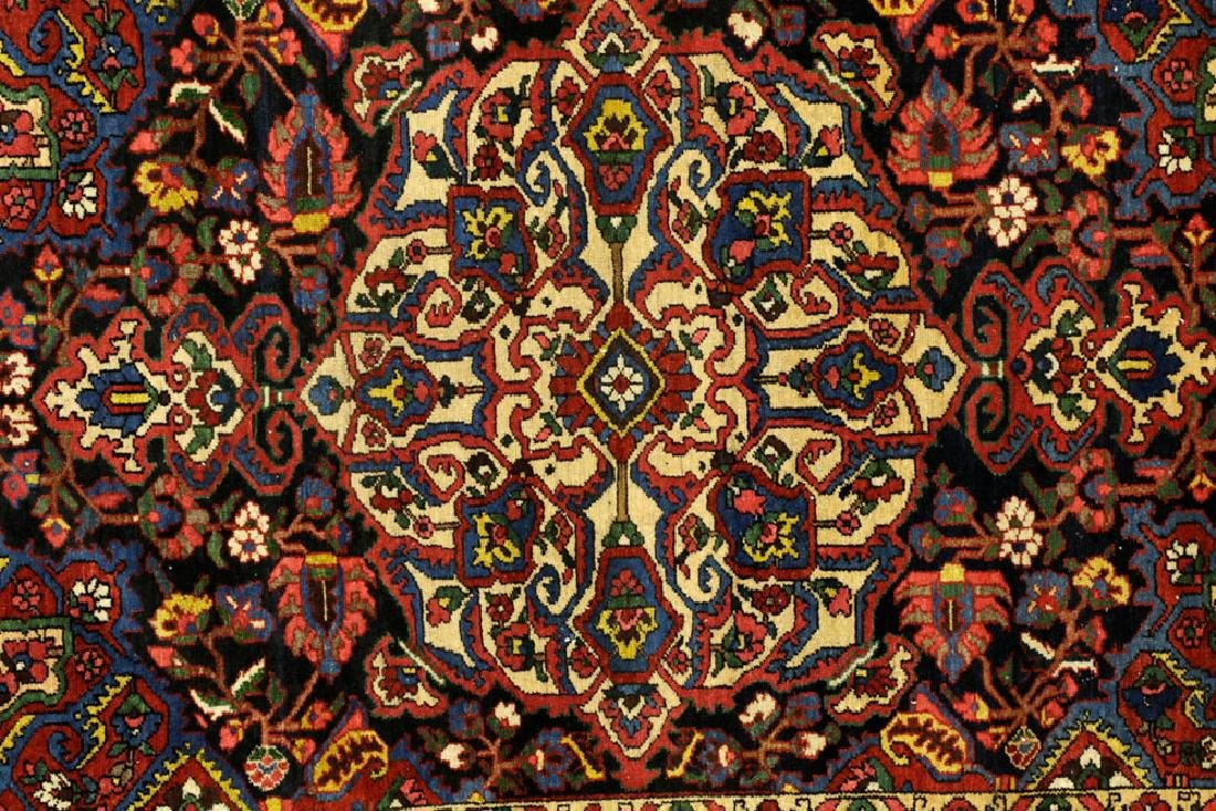 Fine Persian Bibikabad Carpet - 2
