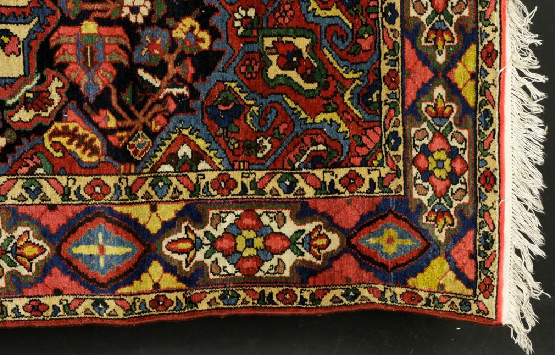 Fine Persian Bibikabad Carpet - 3