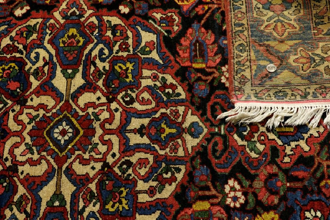 Fine Persian Bibikabad Carpet - 4