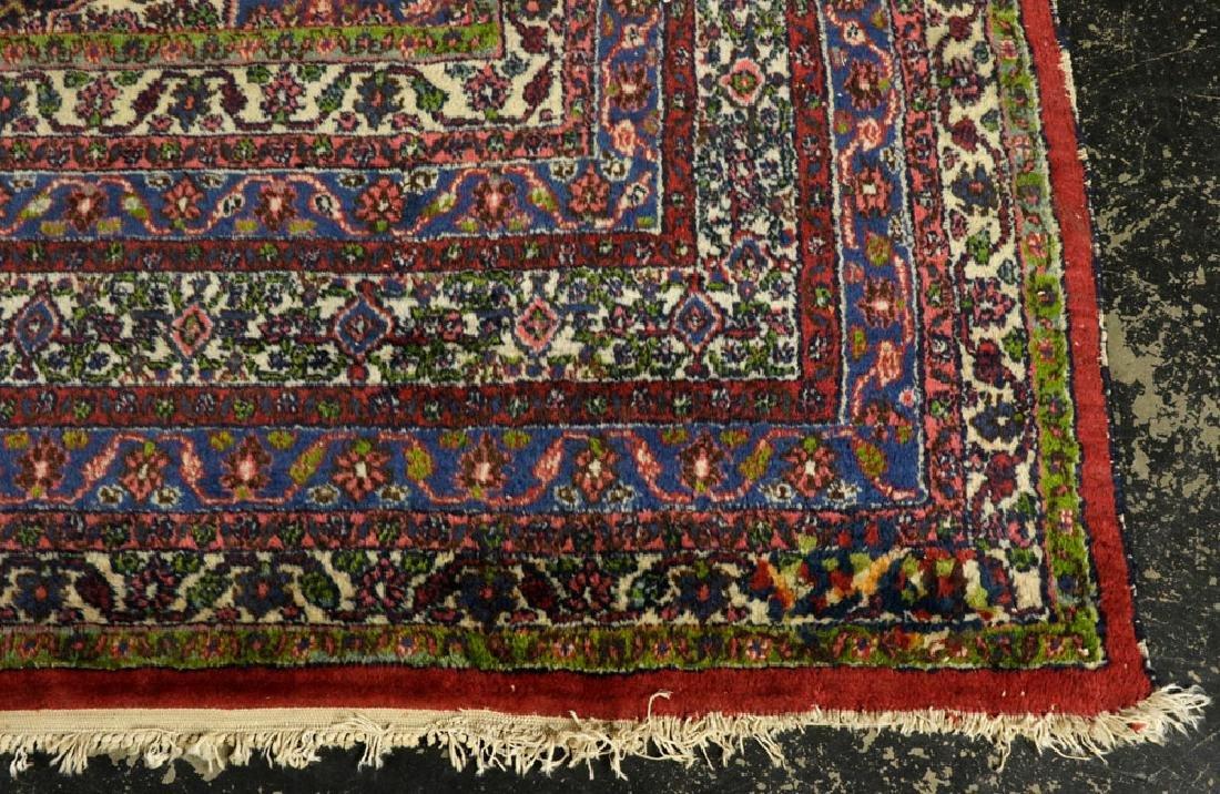 Antique Persian Seraband Hamadan Carpet - 4