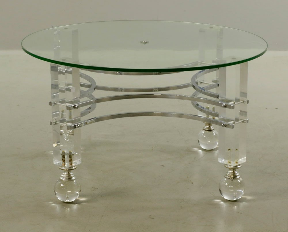 Charles Hollis Jones Table