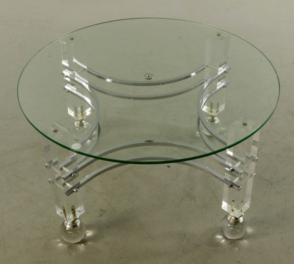Charles Hollis Jones Table - 2