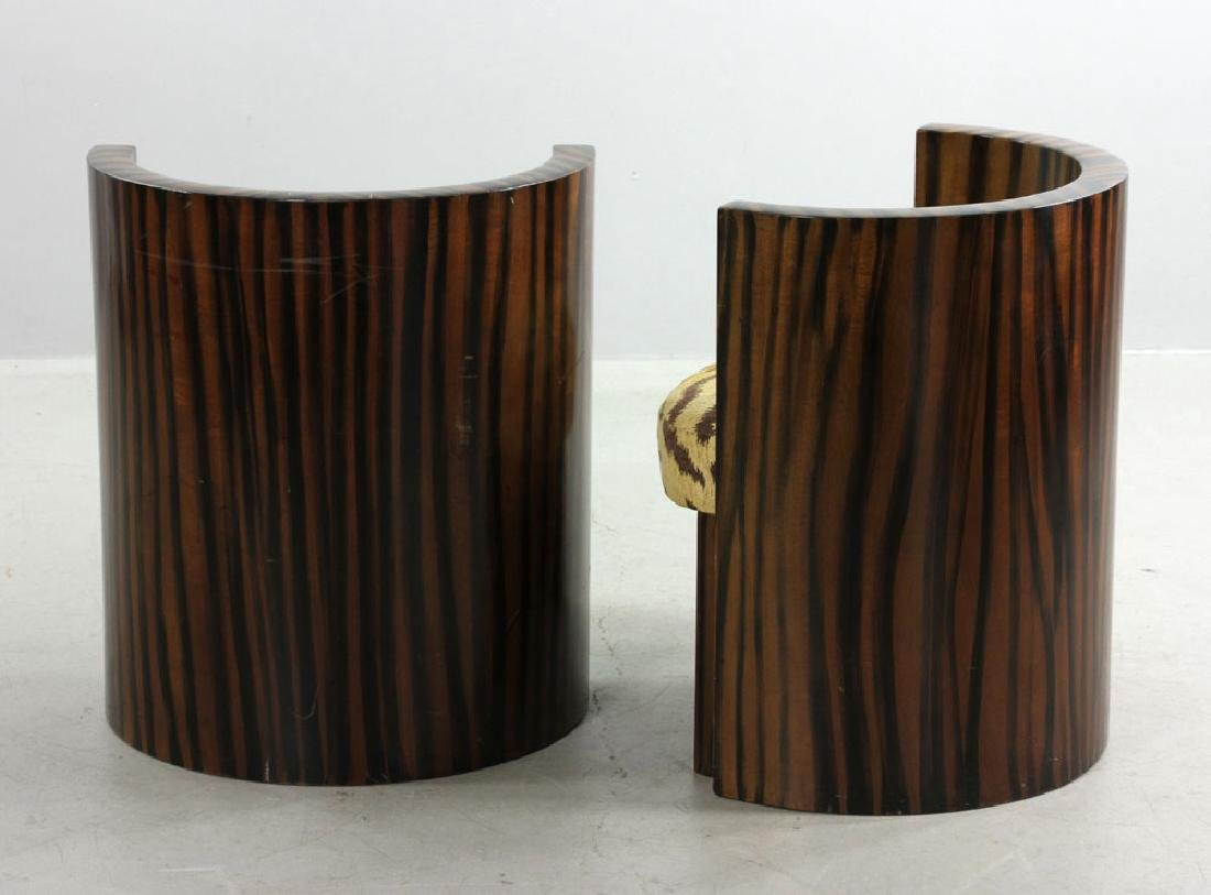 Pair of Art Deco Chairs - 3