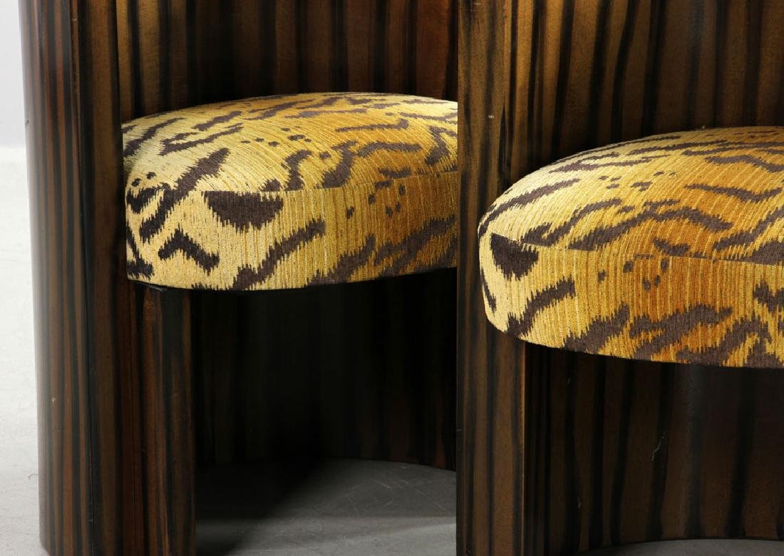 Pair of Art Deco Chairs - 4