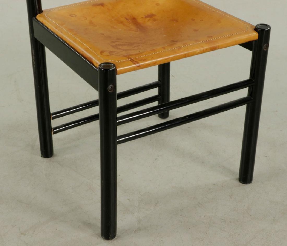 Set of Six Italian Modern Chairs - 6