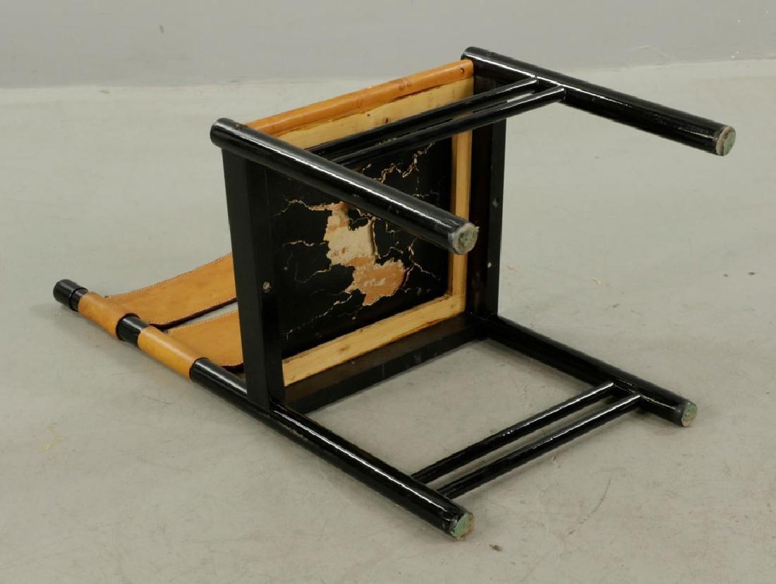 Set of Six Italian Modern Chairs - 7