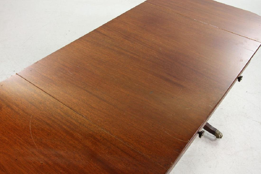 Fineberg Sheraton Drop Leaf Table - 5