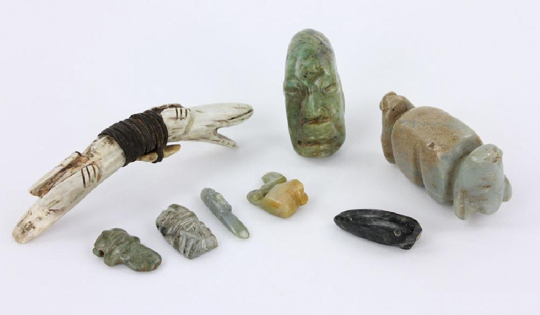 Archive of Pre-Columbian Carvings