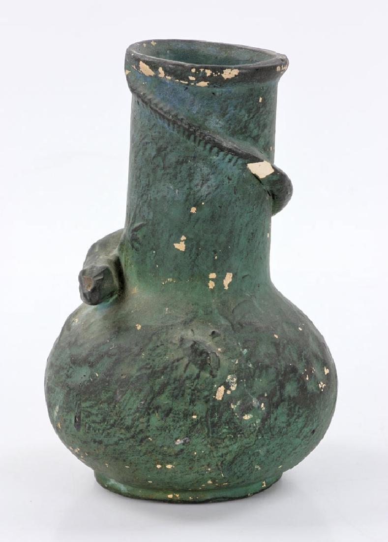 Art Nouveau Pottery Vase - 2